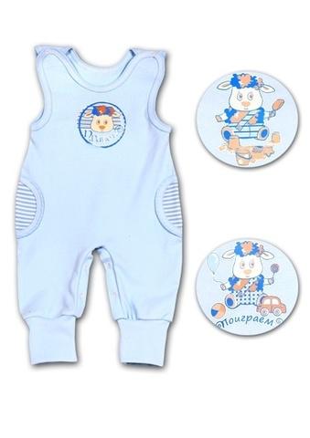 Ползунки для новорожденных Барашек (арт. ППг42)