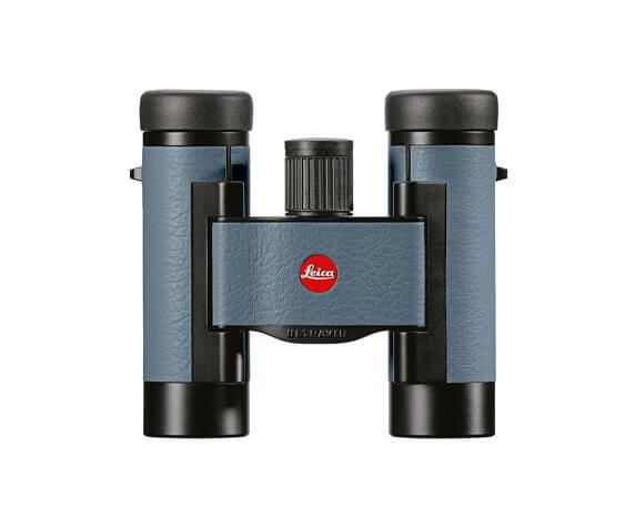 Бинокль Leica Ultravid Colorline 8x20 Pigeon Blue - фото 1