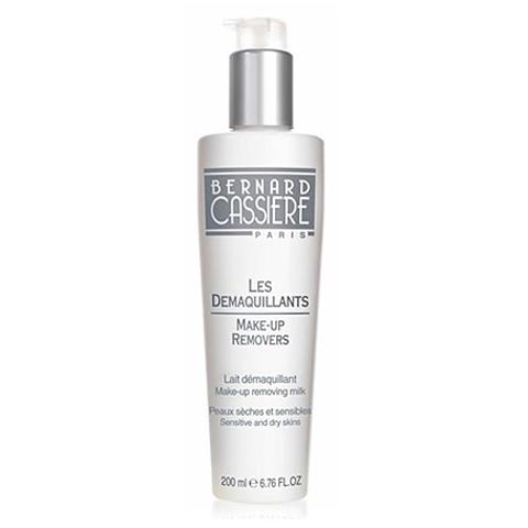 BERNARD CASSIERE Подготовительные средства для лица: Молочко для снятия макияжа для сухой и  чувствительной кожи, 400мл