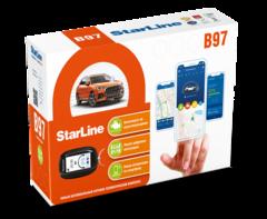 Автосигнализация StarLine B97 2SIM LTE GPS