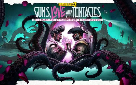 Borderlands 3: Guns, Love, and Tentacles (Steam) (для ПК, цифровой ключ)