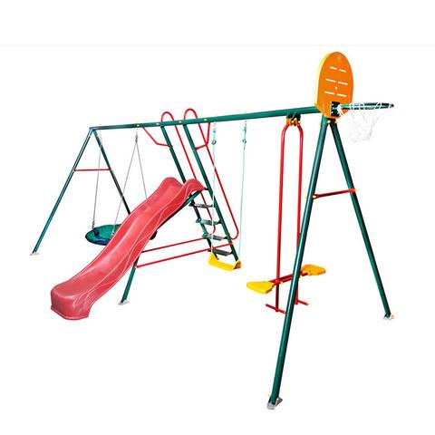 Детский игровой комплекс Солнышко-6