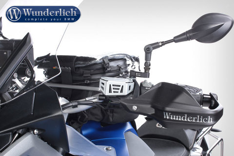 Защита бачка жидкс. сцепления BMW R1200GS LC/GSA LC/R LC/R Nine T серебро