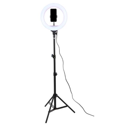 Кольцевая лампа (№3) Lite 35 см