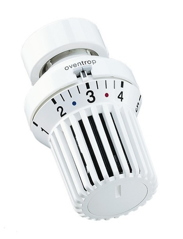 Oventrop 'Uni XH' термостат белый (1011365)