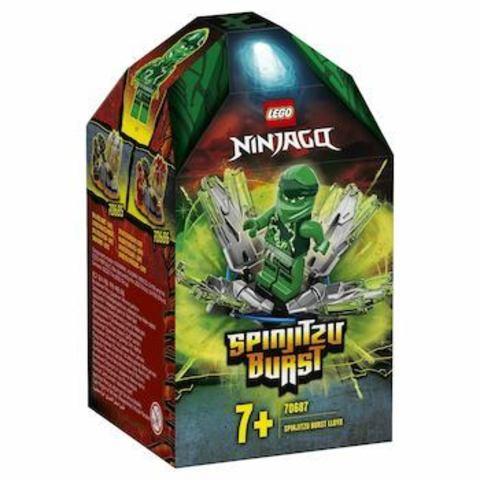 Lego konstruktor Ninjago Spinjitzu Burst - Lloyd