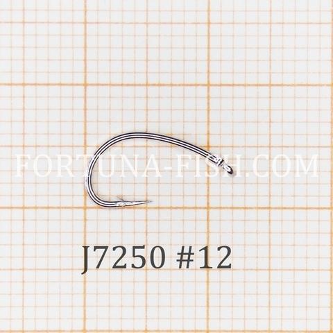 Крючок Akula Japan J7250 (Nymph) 1000 шт
