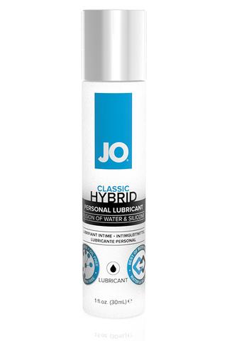 Лубрикант-ГИБРИД водно-силиконовый  JO LUBRICANT (HYBRID) 1oz (30 мл)