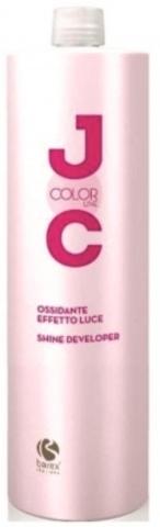 Оксигент с эффектом блеска,Barex JOC Color ,6%,1000 мл.