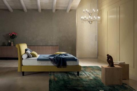 Кровать Novel, Италия