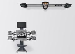 Стенд сход развала 3D Техно Вектор 7204 K A - Light