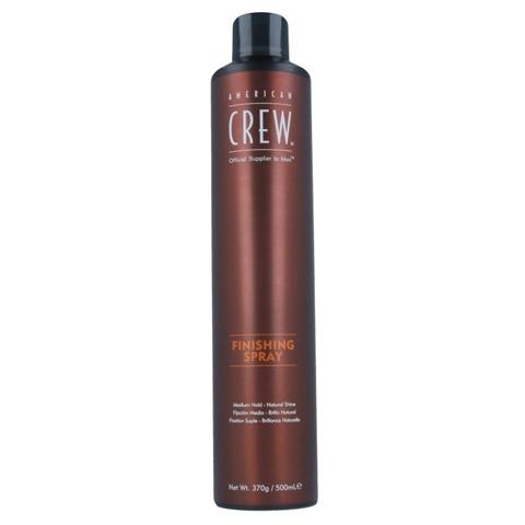 American Crew Styling: Финишный спрей для волос с защитой от влаги и средней фиксации (Finishing Spray), 500мл