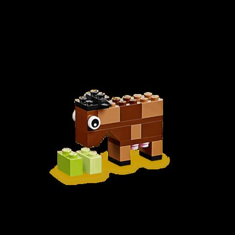 LEGO Classic: Набор для творчества 10692 — Creative Bricks — Лего Классик