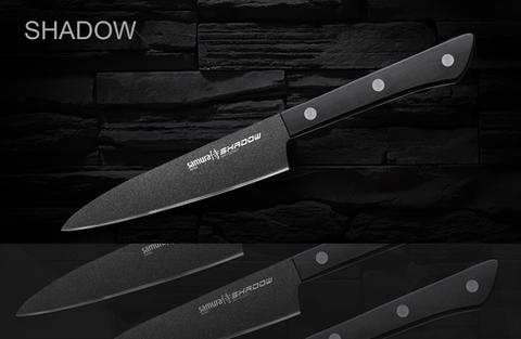 Кухонный универсальный нож Samura Shadow, арт. SH-0021/16