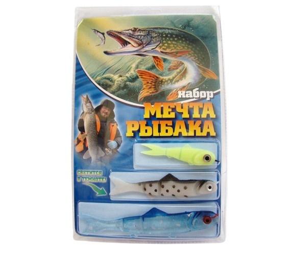 Товары на Маркете Рыболовный набор «Мечта рыбака» из 32 силиконовых приманок и 18 аксессуаров МЕЧТА_РЫБАКА.jpg