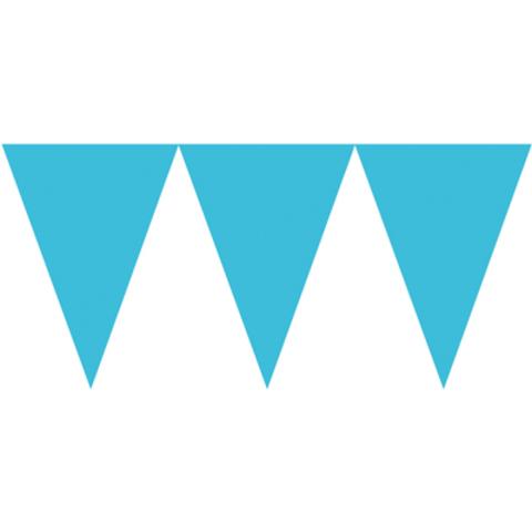 Гирлянда-вымпел бум Caribb Blue 4,5м/A