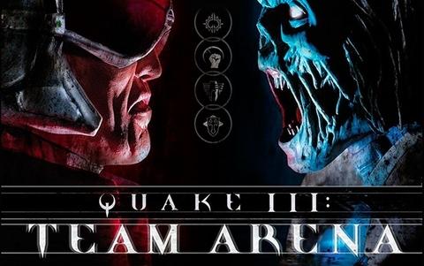 Quake III Arena (для ПК, цифровой ключ)