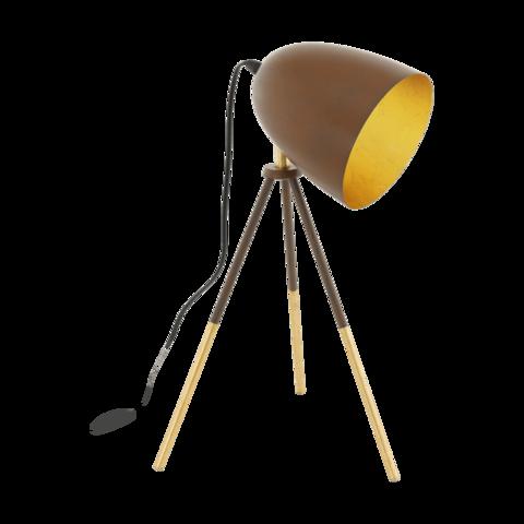 Настольная лампа Eglo CHESTER 1 49518