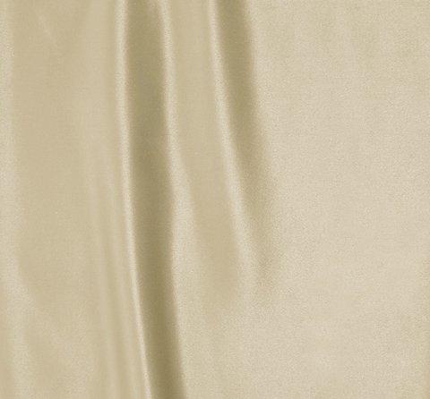 Однотонная портьерная ткань Эвита сатин кофе с молоком