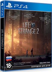 Life is Strange 2 Стандартное издание (PS4, русские субтитры)