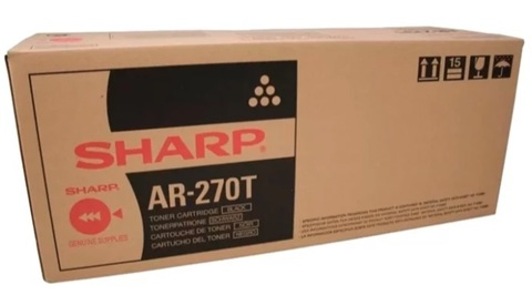 Картридж Sharp AR-270T черный