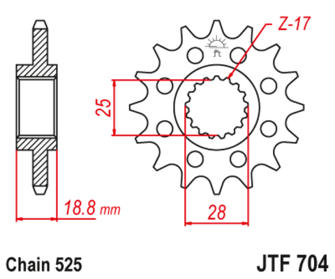 JTF704