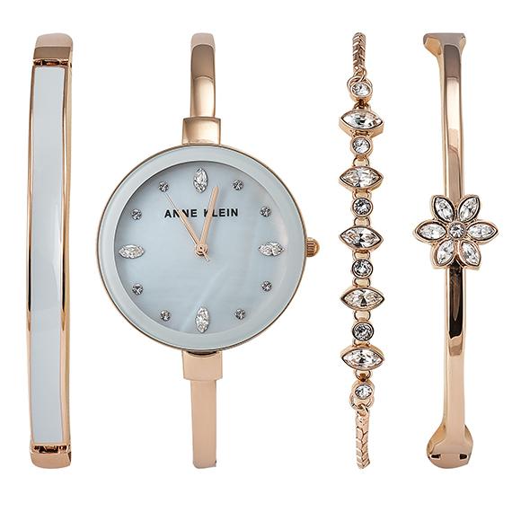 Часы наручные Anne Klein AK/3352GYST