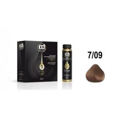 Constant Delight, Масло для окрашивания волос Olio Colorante 7.09, 50 мл