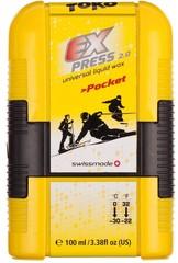 Экспресс-парафин Toko Express Pocket 100ml, 0 °C -30 °C