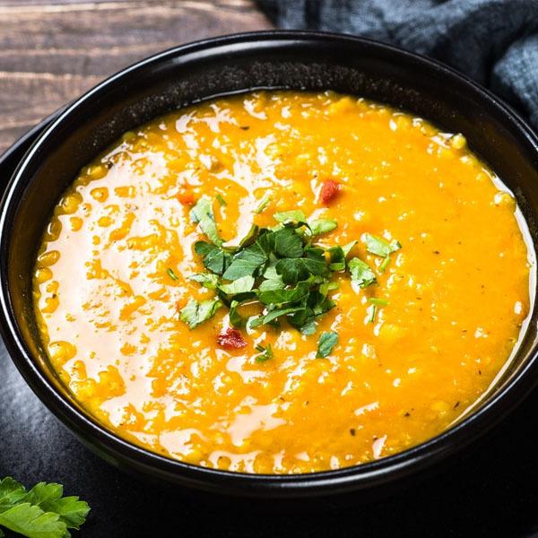 Фотография Дхал индийский суп / 350 мл купить в магазине Афлора