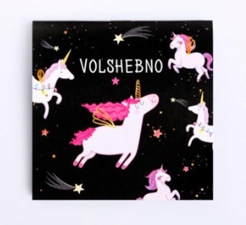 071-0382 Блокнот Volshebno, 10 х 10 см, 16 листов