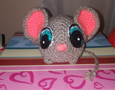 Мышка Глазастик