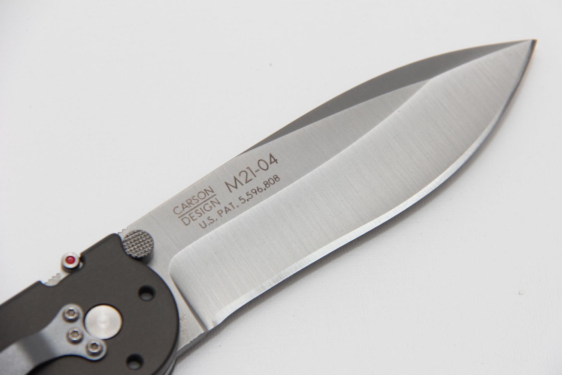 Нож CRKT M21-04 Carson Design - фотография
