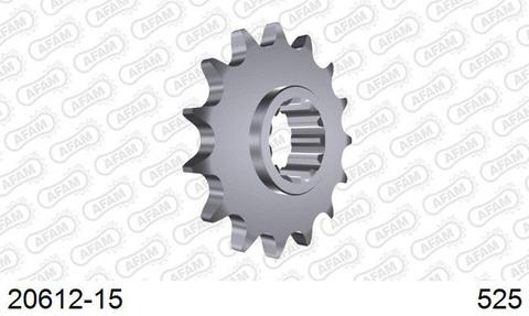 Звезда передняя AFAM 20612-15/525 (JTF1370.15)