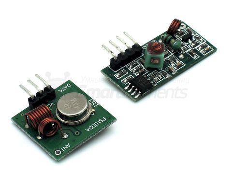 Комплект беспроводной RF 433 MHz
