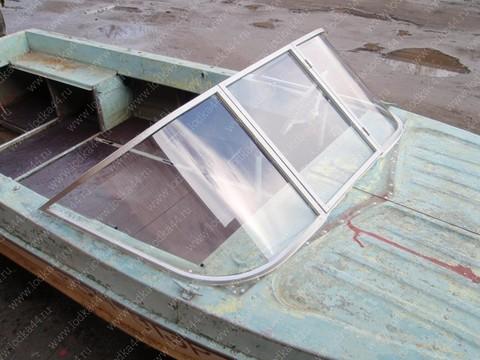 Ветровое стекло «Стандарт» для лодки «Казанка 5»