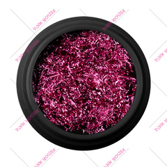 "Pink House, Втирка ""Волосок"", розовая, крупная, 5 гр"