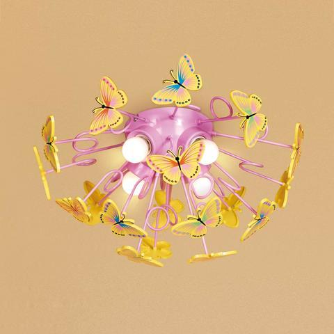 Люстра потолочная Citilux CL603142 Бабочки
