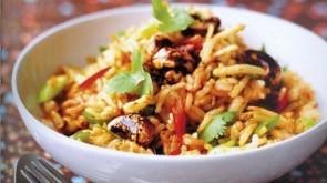 Рис длиннозерный  обработанный паром