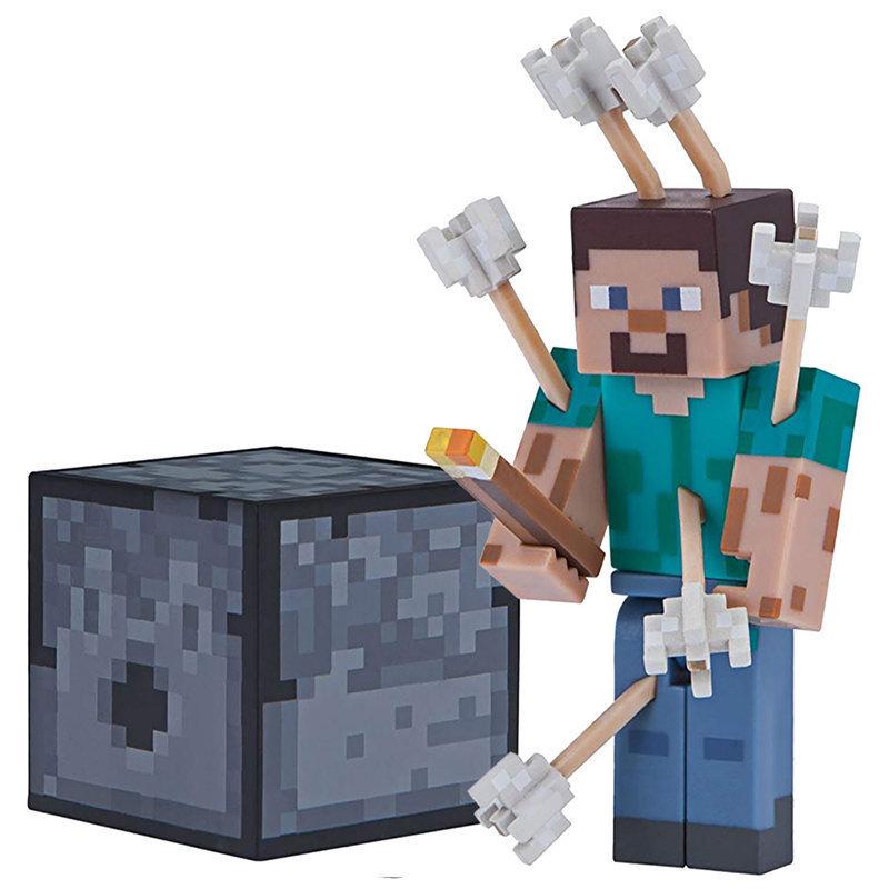 Фигурка Minecraft Steve with Arrows 8см
