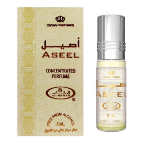 Арабские масляные духи ASEEL, Al Rehab, 6 ml (ОАЭ)