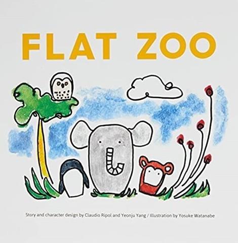 Flat Zoo   Claudio Ripol and Yeonju Yang