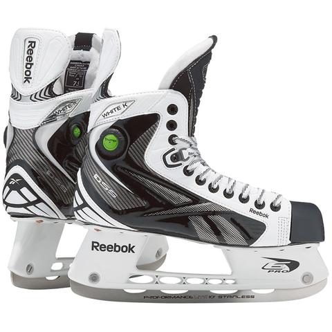 Коньки хоккейные REEBOK WHITE K PUMP SR