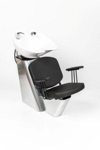 Парикмахерская мойка Байкал с креслом Честер