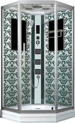 Душевая кабина Niagara Lux 7717W серебро