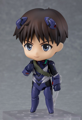 Nendoroid Evangelion Shinji Ikari Plugsuit Ver. (Evangelion) || Синдзи Икари