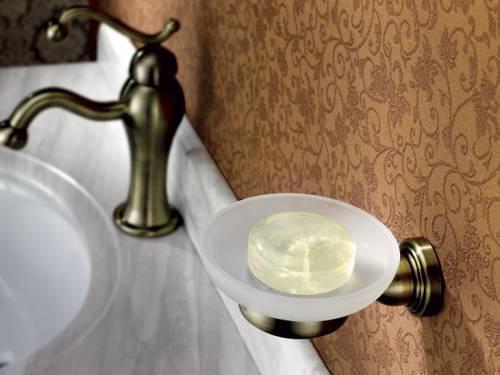 Muskat Мыльница стекло подвесн., MSK561