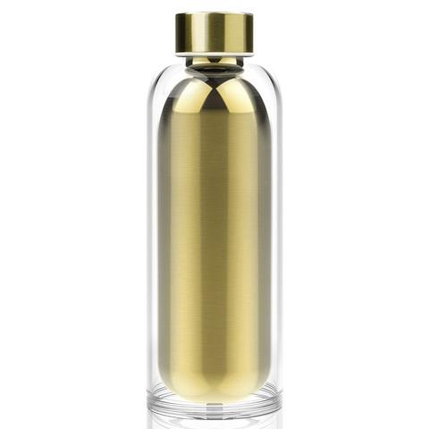 Бутылка Asobu Escape (0,5 литра), золотистая
