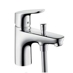 Смеситель на борт ванны на 1 отверстие Hansgrohe Focus 31930000 фото