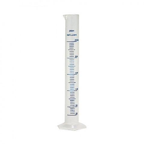 Цилиндр мерный пластик 250мл